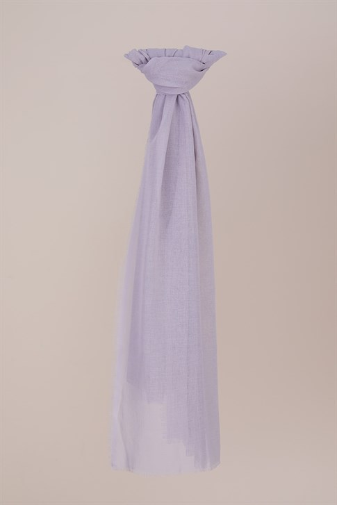 Belli panama polyester shawl 00OAAT44   Silver