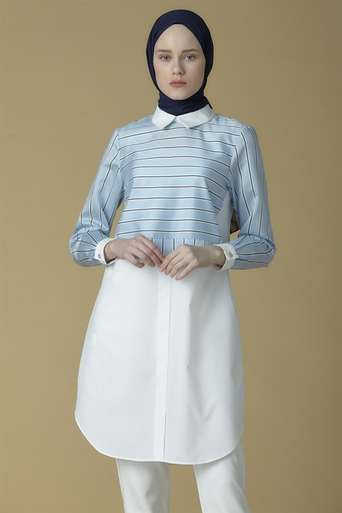Armine Tunic 19KA4888 Light Blue
