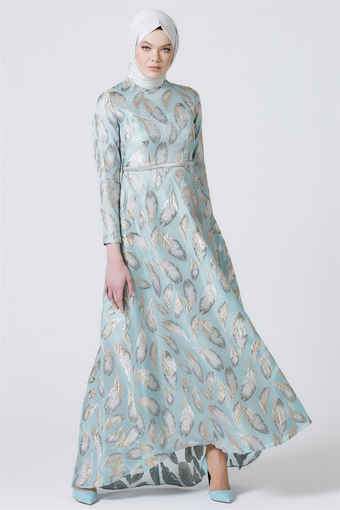Armine Evening Dress Mint 9Y9732