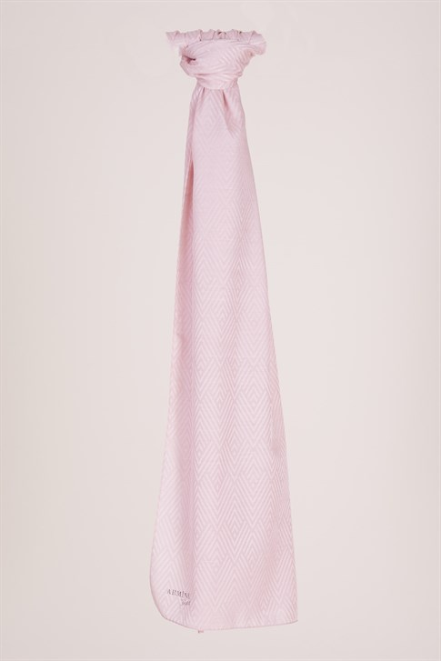 Armine Polyester Cotton Fiber Shawl Light Pink S00OA0444057