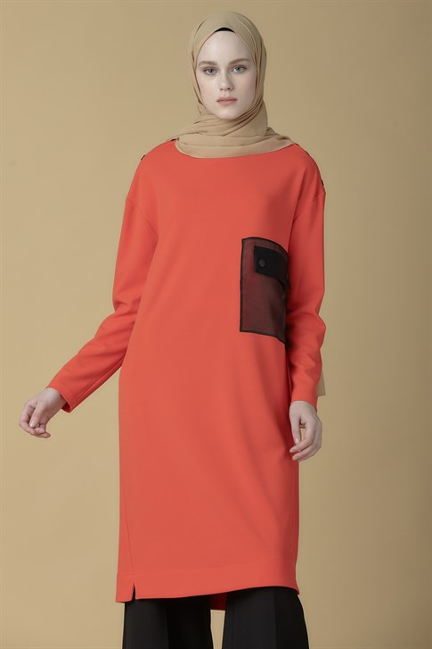 Armine sportyts Tunic Coral 9K4806