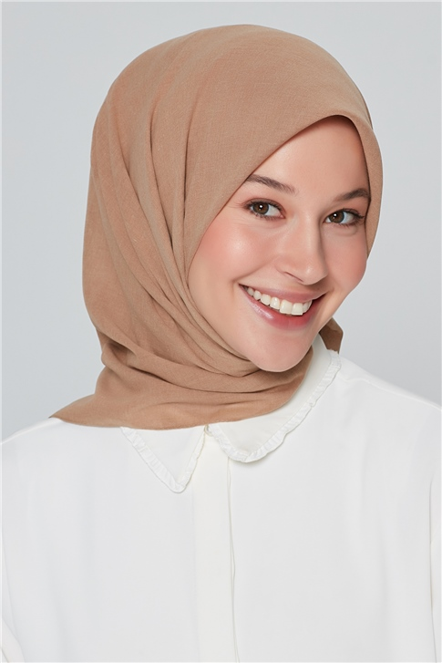 Armine Trend polyester scarf 00OA0444   Tan