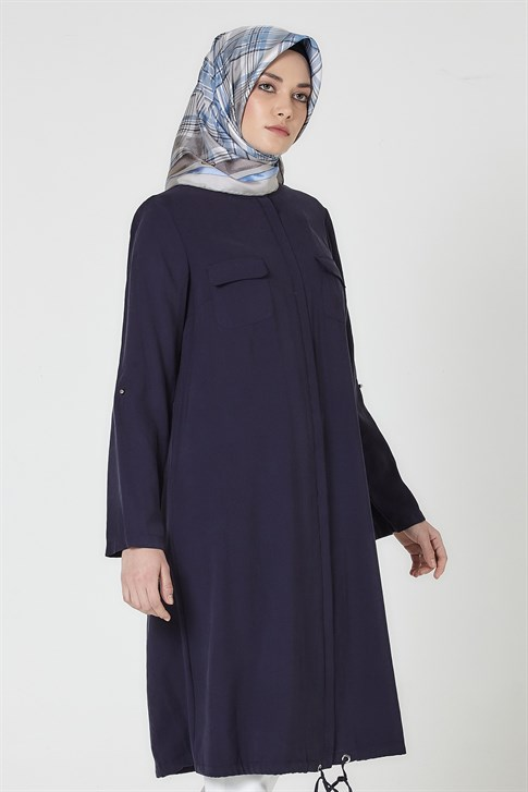 Armine Tunic 19YA4741 Navy Blue