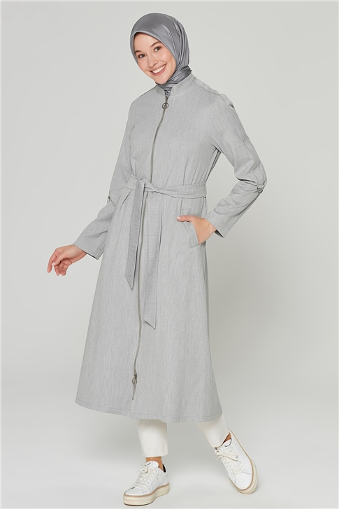 Armine Trenchcoat 20Ka7244 Gray