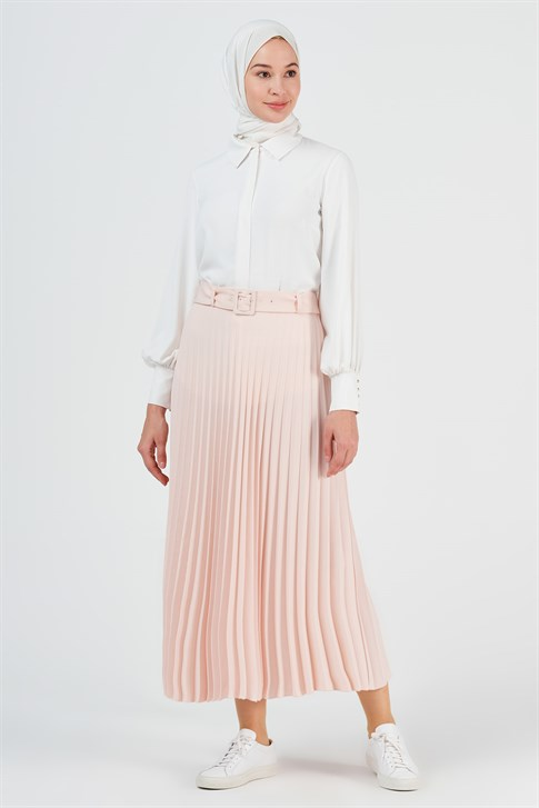 Armine Belli Skirt Light Pink 20Y1934