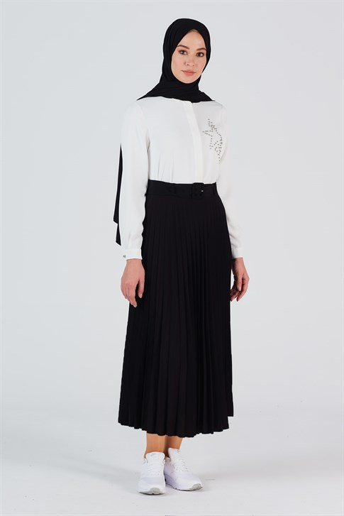 Armine Belli Skirt Black 20YB1934
