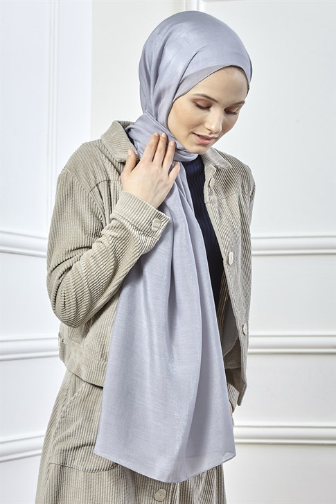 Armine Trend Frida Shawl Gray