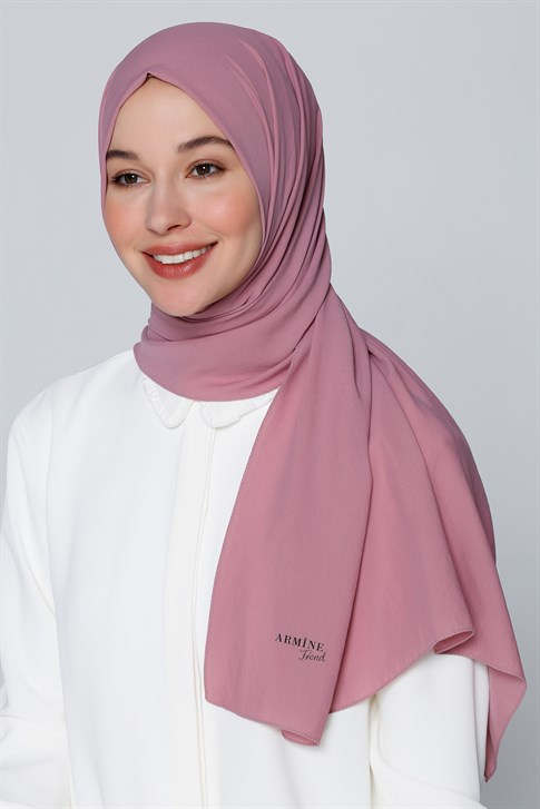 Armine Trend Çisem Shawl Light Pink