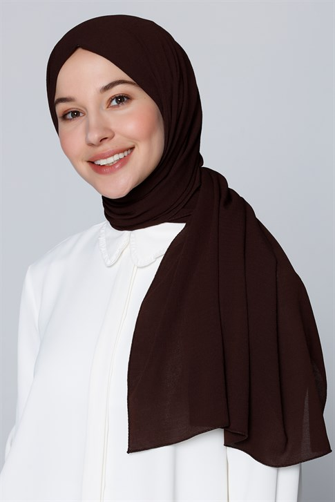 Armine Trend Muffin Shawl A. Brown